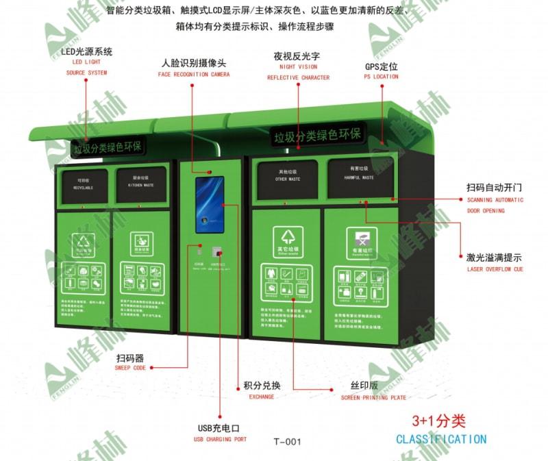 智能垃圾箱-2