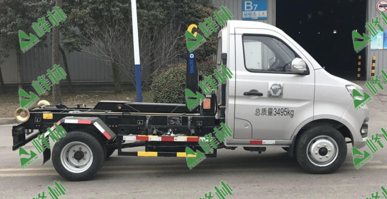 可卸式垃圾车