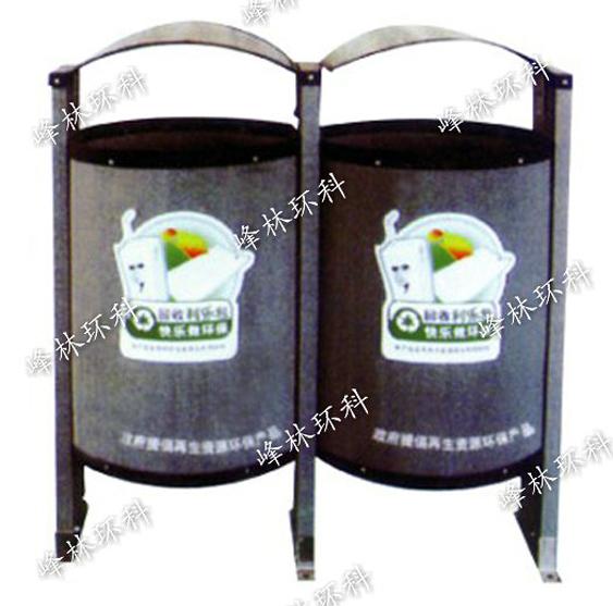云南昆明的垃圾桶图片
